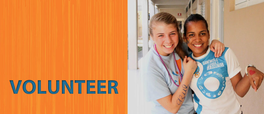volunteer 2013